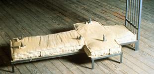 Jilava Prison Bed
